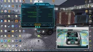 как из android устройства можно сделать руль для компьютера.