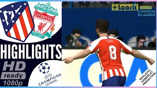 Atletico Madrid vs Liverpool | Resumen | Highlights 18/02/2020 Champions League