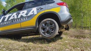 Prezentacja Suzuki Vitara S 4WD 2016 off road Mad Mobil Rybnik Gliwice