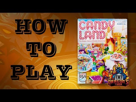 How To Play - Candy Land