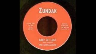 BARRACUDAS-BABY GET LOST