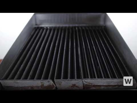 CPG Lava Rock Charbroilers