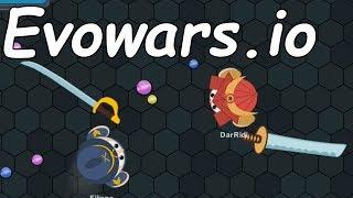 РЫЦАРИ ИО Evowars.io - Эвоварс ио \ бесплатные игры в браузере