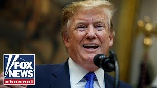 FOX News Trump speaks at the 2019 HBCU Conference