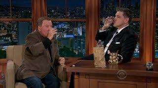Late Late Show with Craig Ferguson 2/22/2013 William Shatner, Alona Tal