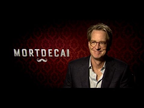 Director David Koepp Talks Mortedcai and Ron Howard's Inferno