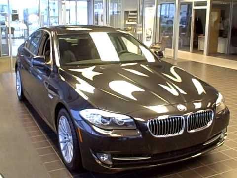 2011 BMW 5 Series 535i Dark Graphite Metallic Warren OH