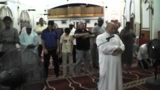 من ذكريات التراويح والتهجد في مسجد الغزالي بمدينة جيرسي سيتي في ولاية نيوجرسي بامريك