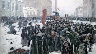 Позиция. 9 января 1905 года - Кровавое воскресенье.