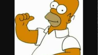 Tono para celular - Homero Simpson