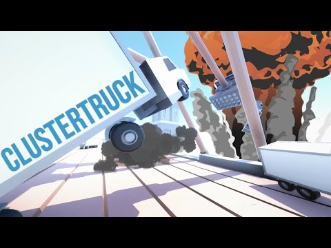 Clustertruck Free Gameonlineflash