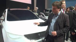 Seat IBX concept at the Geneva Motor Show 2011 - Which first look