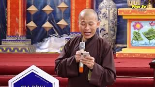 """TT. Thích Minh Nhẫn giảng về bài hát """"Độ ta không độ nàng"""""""