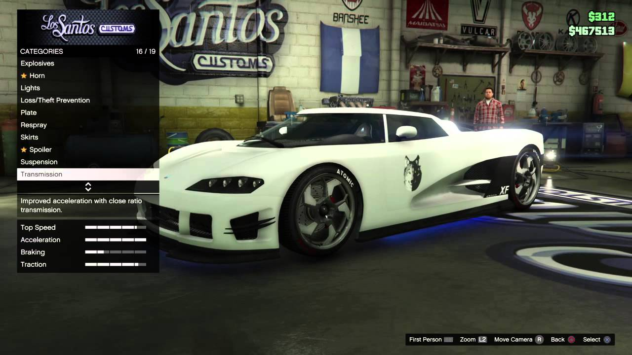 GTA V - Can\'t sell car. - YouTube