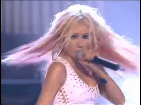 Christina Aguilera - Genie In A Bottle (My Reflection Live)