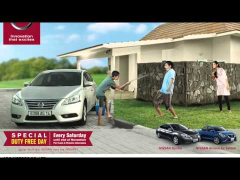 ABC Motors: Nissan Duty Free Days