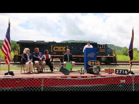 CSX and Kentucky Steam: The Ravenna Rail Heritage Center