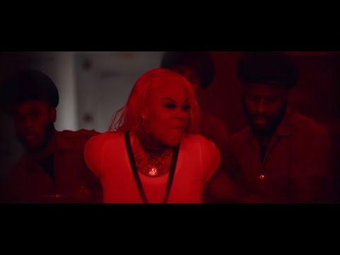 Jucee Froot - Psycho (Remix) [feat. Rico Nasty] [Official Music Video]