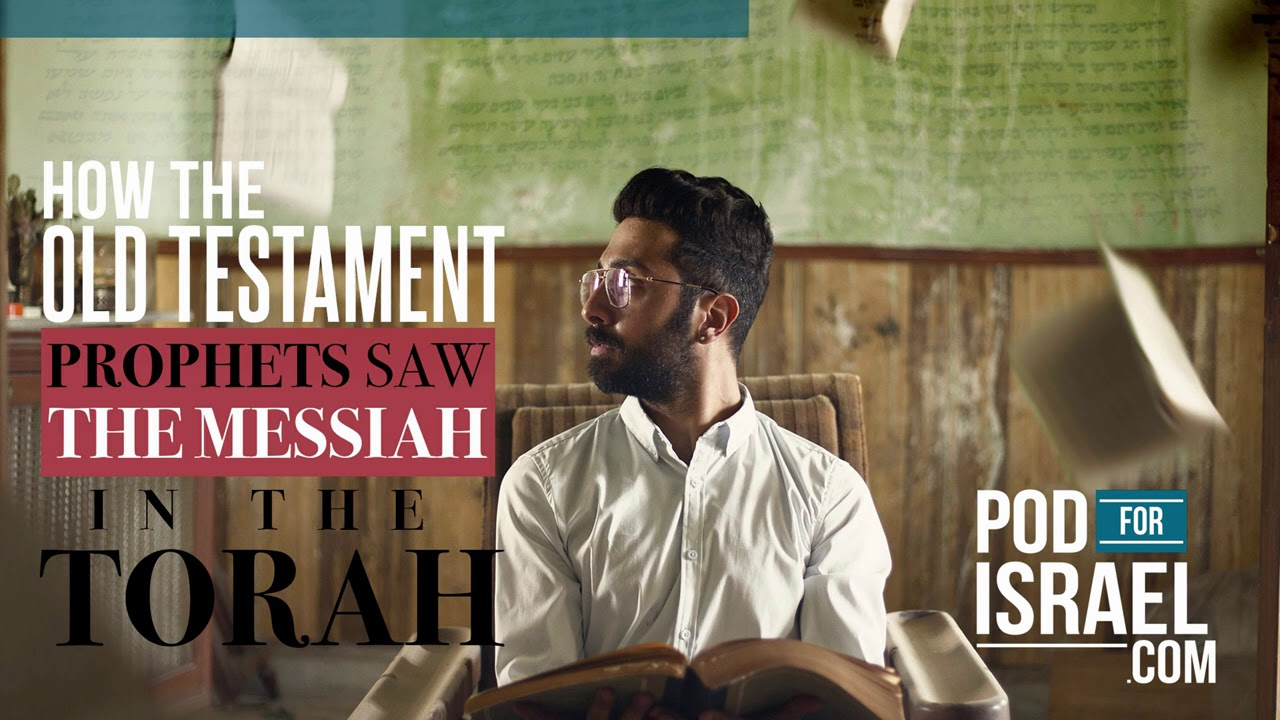 What was Isaiah thinking?!  How the Old Testament prophets saw the Messiah in the TORAH.