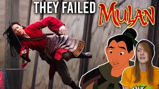 The Absolute Failure of MULAN (2020) | Analysis Explained