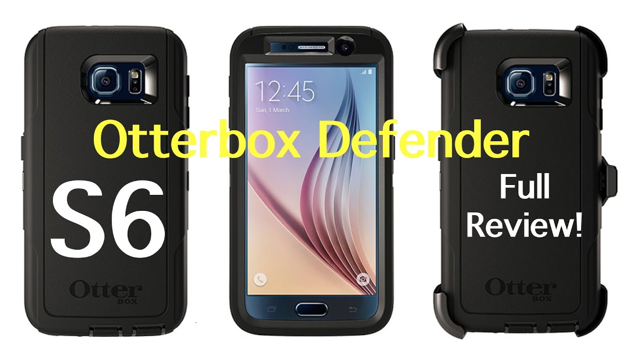 check out a7438 2eab1 Otterbox Defender Series Case For The Samsung Galaxy S6