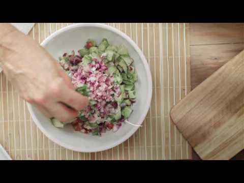 Making Mayo's Recipes: Avocado Salsa