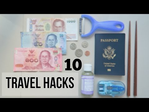 Top 10 Travel Hacks | Thailand Edition