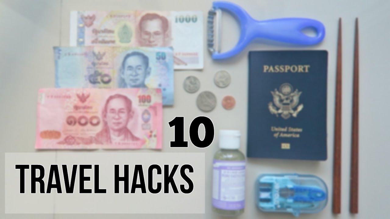 Top 10 Travel Hacks | Thailand Edition