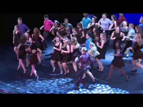 2016 Greater Austin High School Musical Theatre Awards Highlights