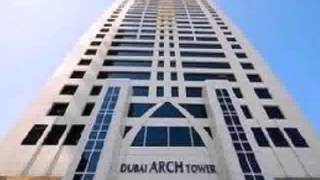 Amazing Lake View At Dubai Arch Tower For Sale