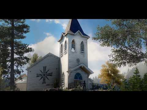 FAR CRY 5 Trailer Official + Release Date + System requirements