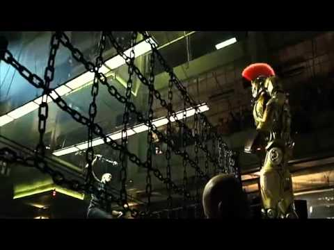 Real steel - Noisy boy vs Midas Part 1