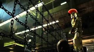 Real steel - Noisy boy vs Midas Part 1
