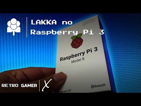 Lakka no Raspberry Pi 3 - YouTube