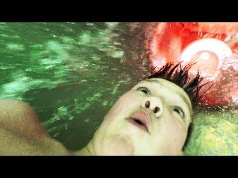 19 Meter FREEFALL Wasserrutsche! (extrem TEST)