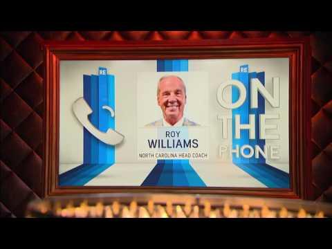 UNC Men's Basketball Head Coach Roy Williams on Michael Jordan Today - 2/3/17
