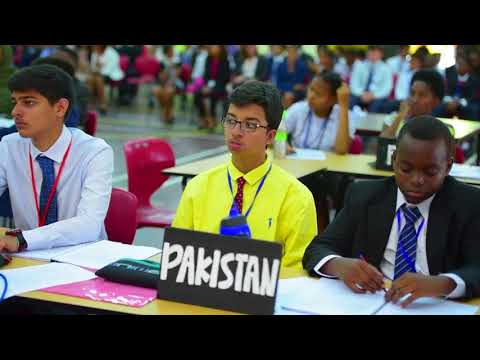 MODEL UNITED NATIONS 2017 (Oshwal Academy Mombasa)