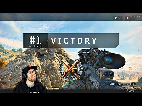KEY TO WINNING BLACK OPS 4 BLACKOUT! 🔑 Easy Way to Play...