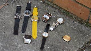Smashing Eight Super Deluxe Million Dollar Watches