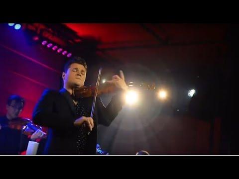 Alexandre Da Costa - Lancement Stradivarius à l'Opéra