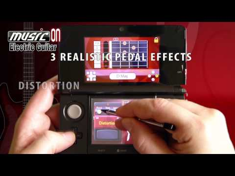 Music On: Electric Guitar for Nintendo 3DS™  Nintendo eShop