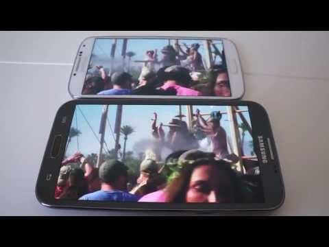 Samsung Galaxy S 4 vs Samsung Galaxy Note II