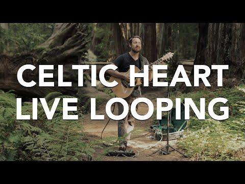 Todd Boston Celtic Heart Loop (Original)