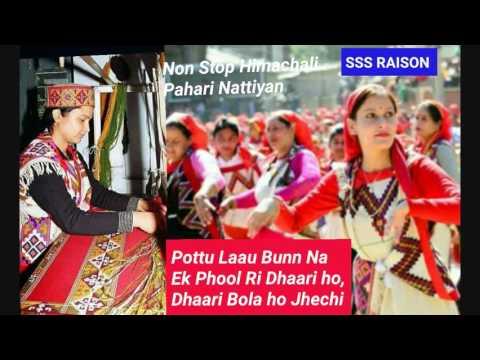 Kullvi Latest Pahari Natti / Pottu Laau Bunn Na / 2017     B S Bhardwaj / Gian Negi