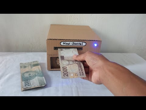 How to make smart Personal Bank Saving with lock