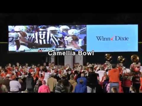 ESPN's RAYCOM Media Camellia Bowl Fan Fest 12/20/2014 HD