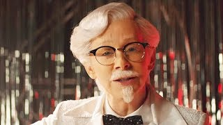 KFC Has Turned Colonel Sanders into a Female