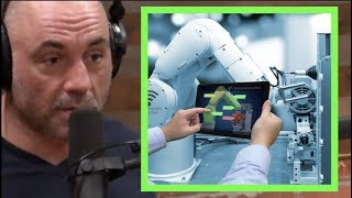 The Bleak Impact of Automation | Joe Rogan & Andrew Yang