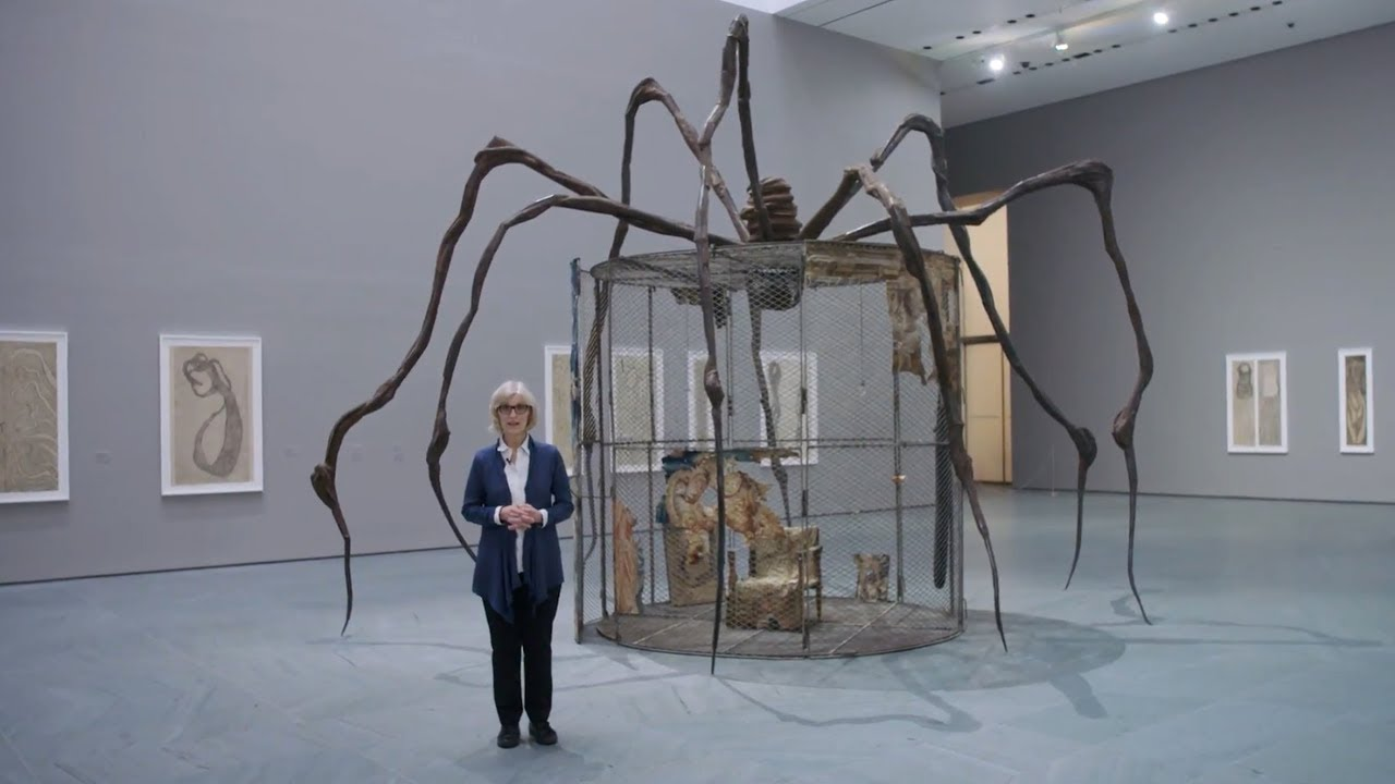 Louise bourgeois how to see the artist with moma chief curator emerita deborah wye