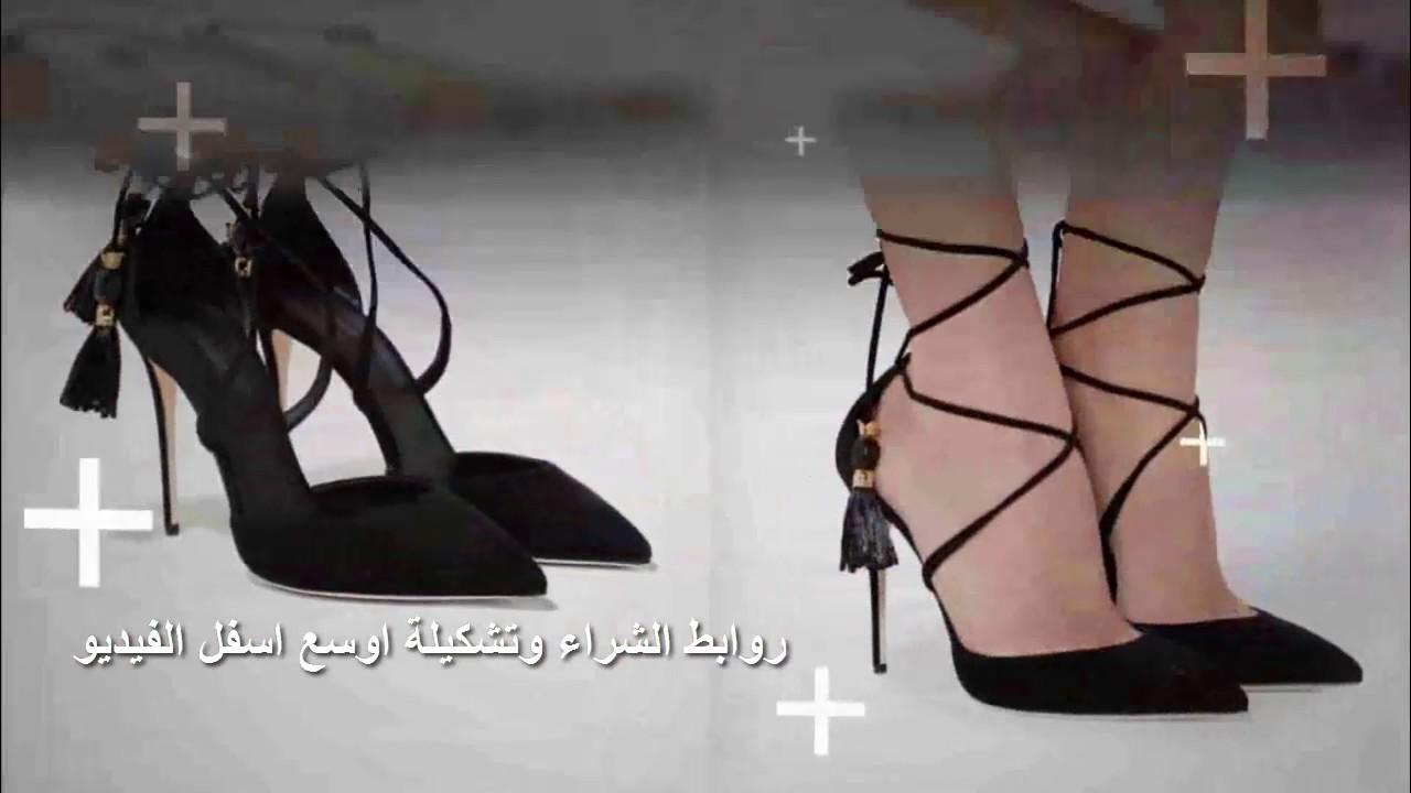 799749a00 تشكيلة احذية نسائية ماركة غوتشي فالنتينو 2018 - 2019 ماركات عالمية ...